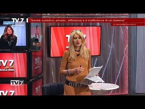 TV7 CON VOI SERA DEL 10/4/2018 – SANITà