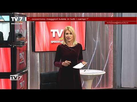 TV7 CON VOI SERA DEL 11/2/2020 – MAGGIORI TUTELE