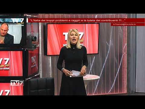 TV7 CON VOI SERA DEL 14/1/20 – TUTELA CONTRIBUENTI