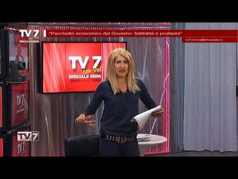 TV7 CON VOI SERA DEL 15/5/18 – PACCHETTO ECONOMICO