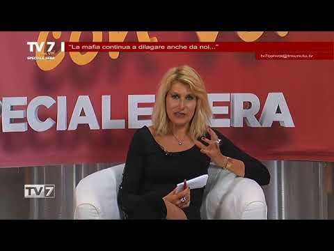 TV7 CON VOI SERA DEL 19/11/2019 – MAFIE