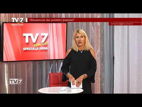 TV7 CON VOI SERA DEL 20/10/2020