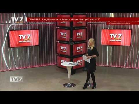 TV7 CON VOI SERA DEL 21/3/2017 – PAURA