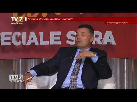 TV7 CON VOI SERA DEL 21/6/2016 – SANITà VENETA: PRIORITà?