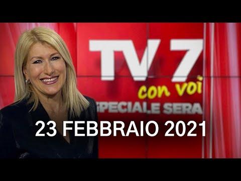 TV7 CON VOI SPECIALE SERA DEL 23/02/21