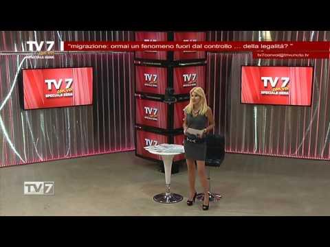 TV7 CON VOI SERA DEL 23/5/2017 – MIGRAZIONE