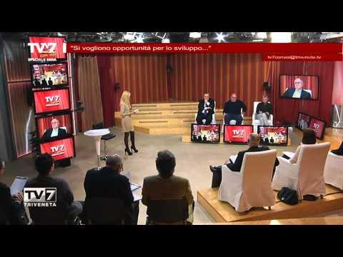 TV7 CON VOI SERA DEL 24/03/2015 – OPPORTUNITà E SVILUPPO