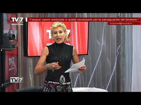 TV7 CON VOI SERA DEL 26/6/2018 – ACQUA