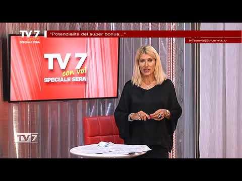 TV7 CON VOI SERA DEL 27/10/2020 – SUPER BONUS