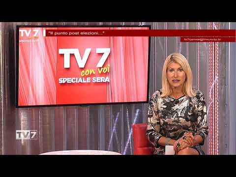 TV7 CON VOI SERA DEL 29/9/2020