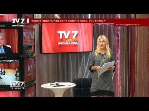 TV7 CON VOI SERA DEL 3/11/2015 – SISTEMA CASA IN VENETO