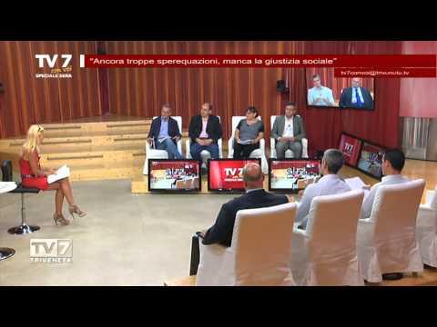 TV7 CON VOI SERA DEL 30/06/2015  ANCORA TROPPE SPEREQUAZIONI
