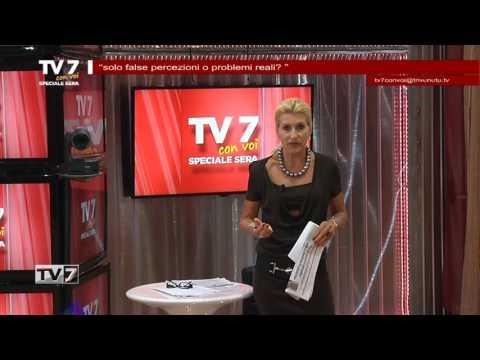 TV7 CON VOI SERA DEL 30/5/17: FALSE PERCEZIONI O…
