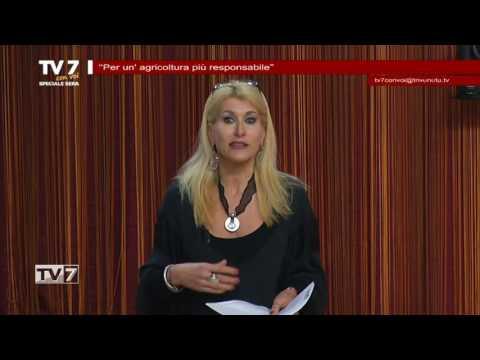 TV7 CON VOI SERA DEL 31/1/2017 AGRICOLTURA PIù RESPONSABILE