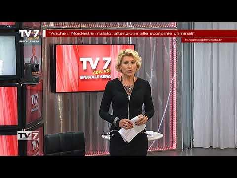 TV7 CON VOI SERA DEL 4/12/2018 – ECONOMIE CRIMINALI
