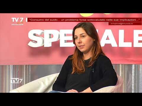 TV7 CON VOI SERA DEL 5/12/2017 – CONSUMO DEL SUOLO