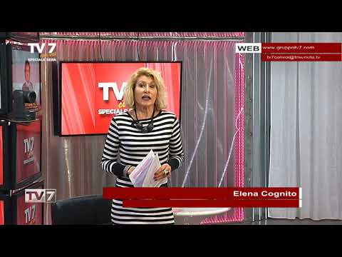 TV7 CON VOI SERA DEL 5/3/2019 – AMBIENTE INQUINATO