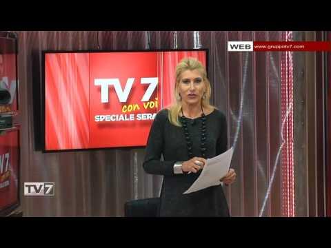 TV7 CON VOI SERA DEL 6/12/2016 –  REFERENDUM