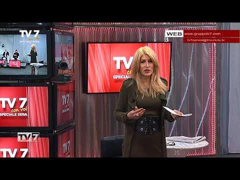 TV7 CON VOI SERA DEL 6/2/18 – POLITICHE ACCOGLIENZA