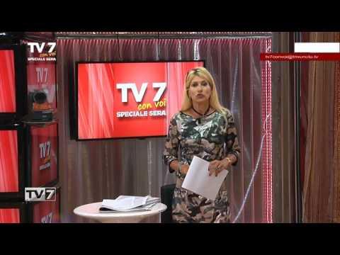 TV7 CON VOI SERA DEL 6/6/17: CAMBIARE STILE DI VITA