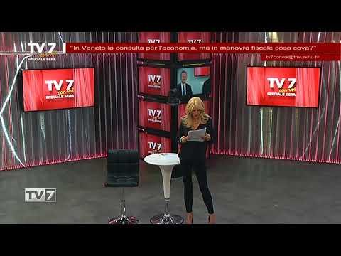 TV7 CON VOI SERA DEL 7/11/2017 – CONSULTA