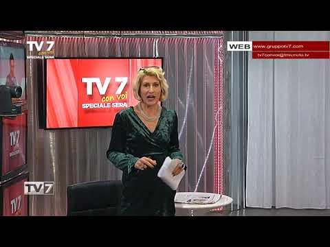 TV7 CON VOI SERA DEL 8/1/2019 – DIFESA LEGITTIMA?