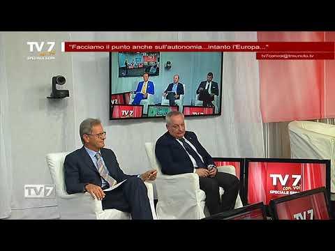 TV7 CON VOI SERA DEL 9/10/2018 – AUTONOMIA