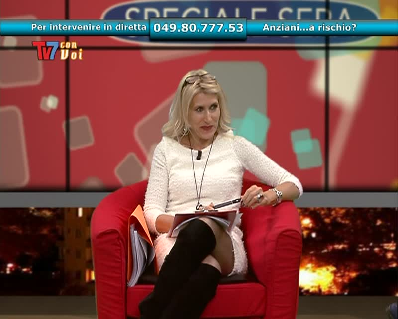 TV7 CON VOI SPECIALE SERA – ANZIANI… A RISCHIO?