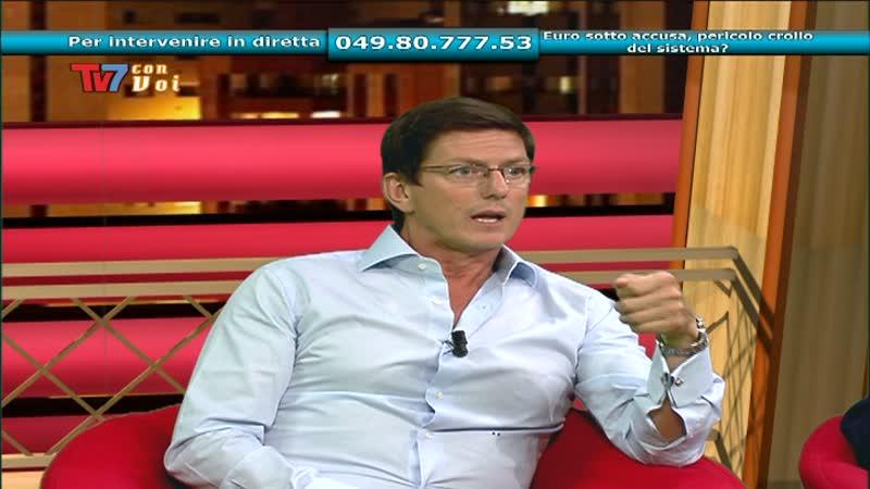 TV7 CON VOI SPECIALE SERA: EURO SOTTO ACCUSA, PERICOLO CROLLO DEL SISTEMA?