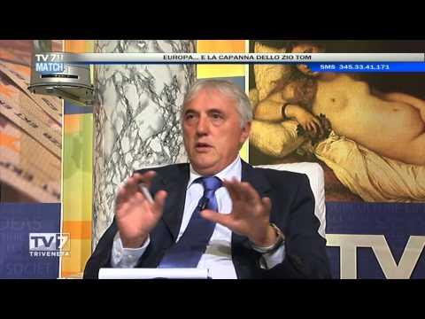 TV7 MATCH 15/05/2015 – EUROPA…E LA CAPANNA DELLO ZIO TOM