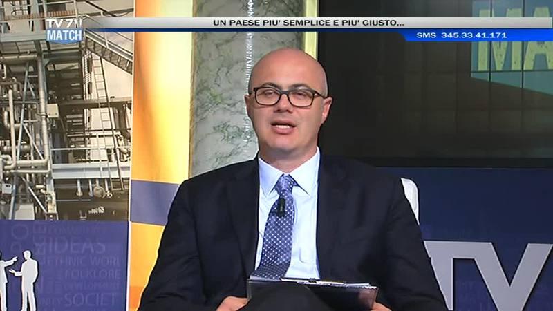 """TV7 MATCH: """" CON DDL BOSCHI DEMOCRAZIA A RISCHIO """""""