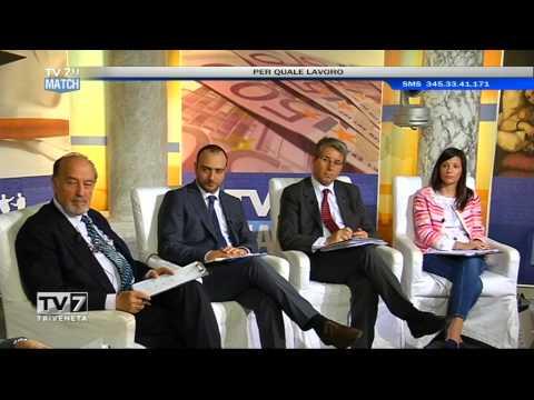 TV7 MATCH DEL 01/05/2015 – PER QUALE LAVORO?