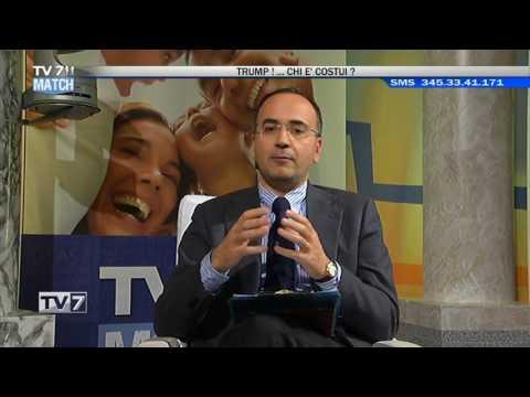 TV7 MATCH DEL 03/02/2017 – TRUMP! CHI è COSTUI?