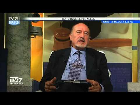 TV7 MATCH DEL 06/05/2016 – TANTO RUMORE PER NULLA