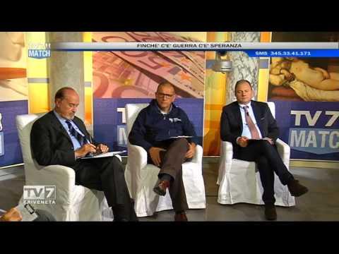 TV7 MATCH DEL 09/10/2015 – FINCHè C'è GUERRA C'è SPERANZA