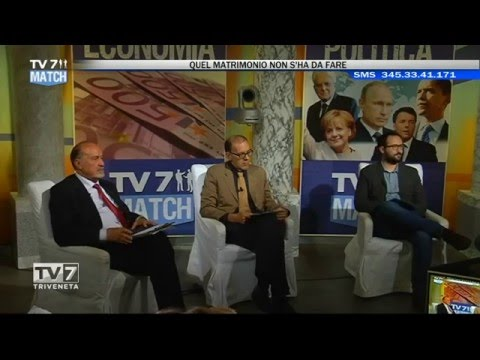 TV7 MATCH DEL 13/05/16 – QUEL MATRIMONIO NON S'HA DA FARE