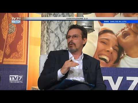 TV7 MATCH DEL 16/10/2015 – COSTITUZIONE 2.0