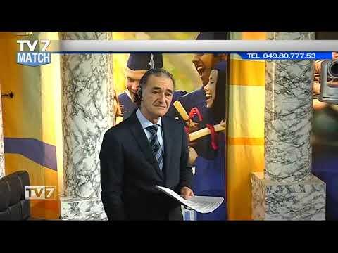 TV7 MATCH DEL 17/01/2020 – SCUOLA – TUMORI