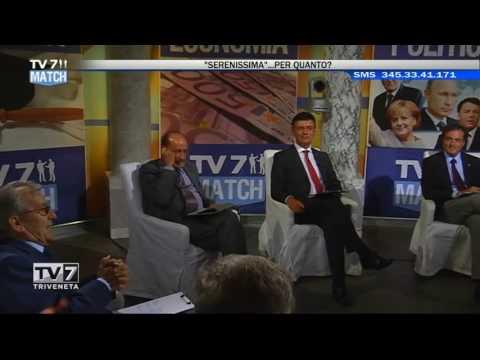 TV7 MATCH DEL 17/09/2016 – SERENISSIMA: PER QUANTO?