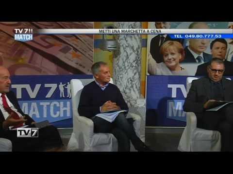 TV7 MATCH DEL 21/10/2016 – RIFORMA…TUTTO SI FA PER TE