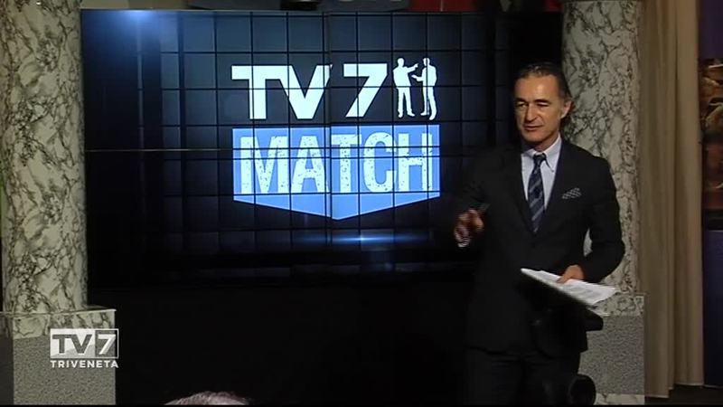 TV7 MATCH DEL 22/04/2016 RAPINA ALLA POP. DI VICENZA (4DI4)