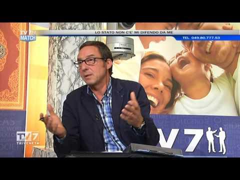TV7 MATCH DEL 23\10\2015 – LO STATO NON C'è MI DIFENDO DA Mè