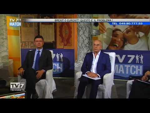 TV7 MATCH DEL 24/06/2016 – BREXIT O EUROXIT?