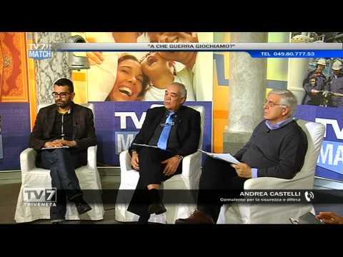 TV7 MATCH DEL 27/02/2015 – A CHE GUERRA GIOCHIAMO