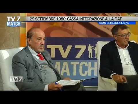 TV7 MATCH DEL 29/09/2017 – BERGOGLIO – SANITA'