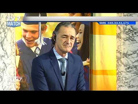 TV7 MATCH DEL 31/01/2020 – CELESTINO V – OLOCAUSTO