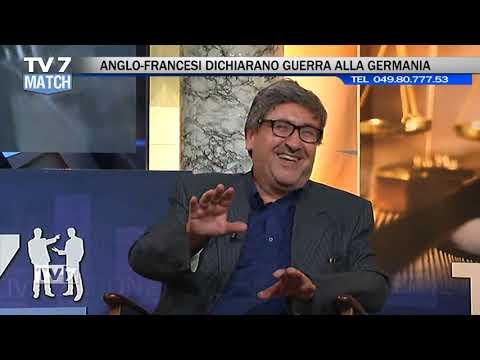 TV7 MATCH DEL 6/9/2019 – NUOVO GOVERNO – CINGHIALI