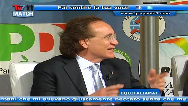 TV7 MATCH: EQUITALIA ED EVASIONE FISCALE