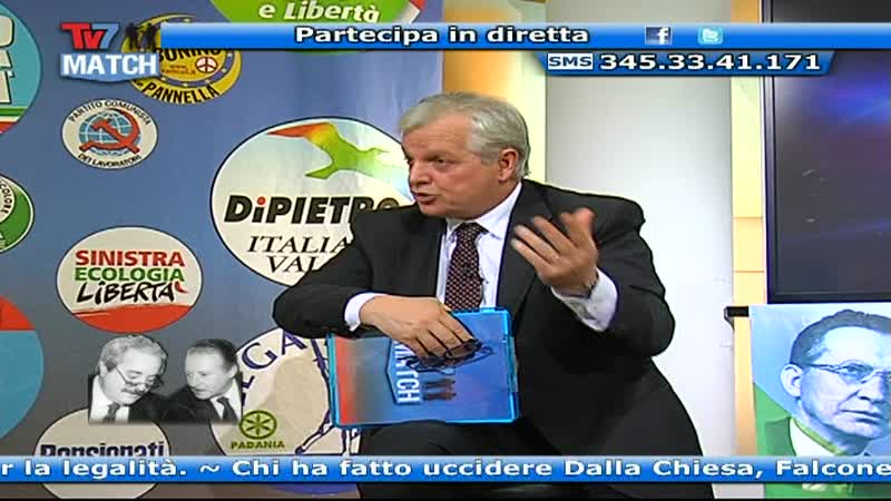 TV7 MATCH: IDENTITA' EUROPEA