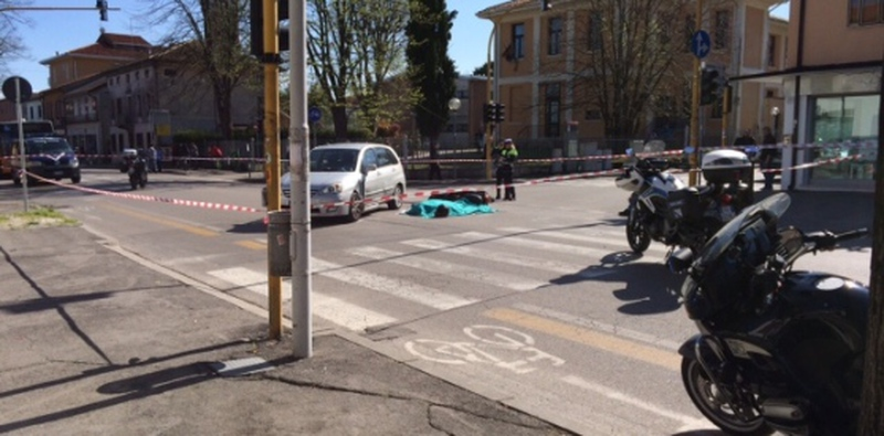 VOLTABAROZZO, INCIDENTE MORTALE